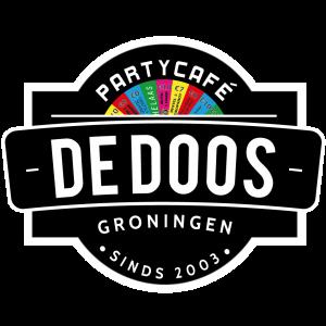 Logo Partycafe De Doos