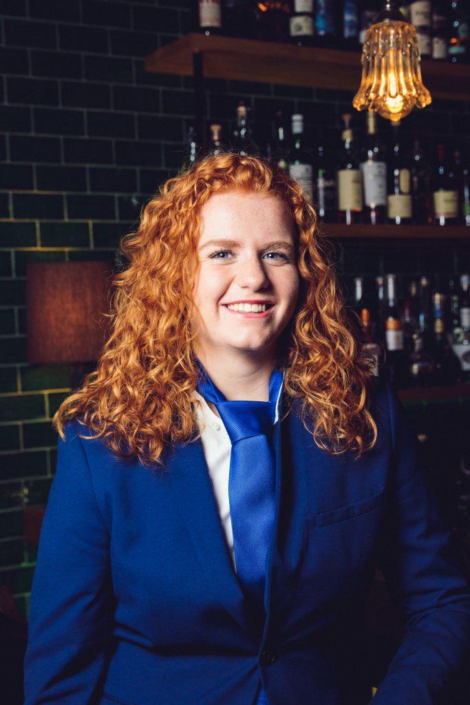 Hannah Mulder Secretaris 2020-2021