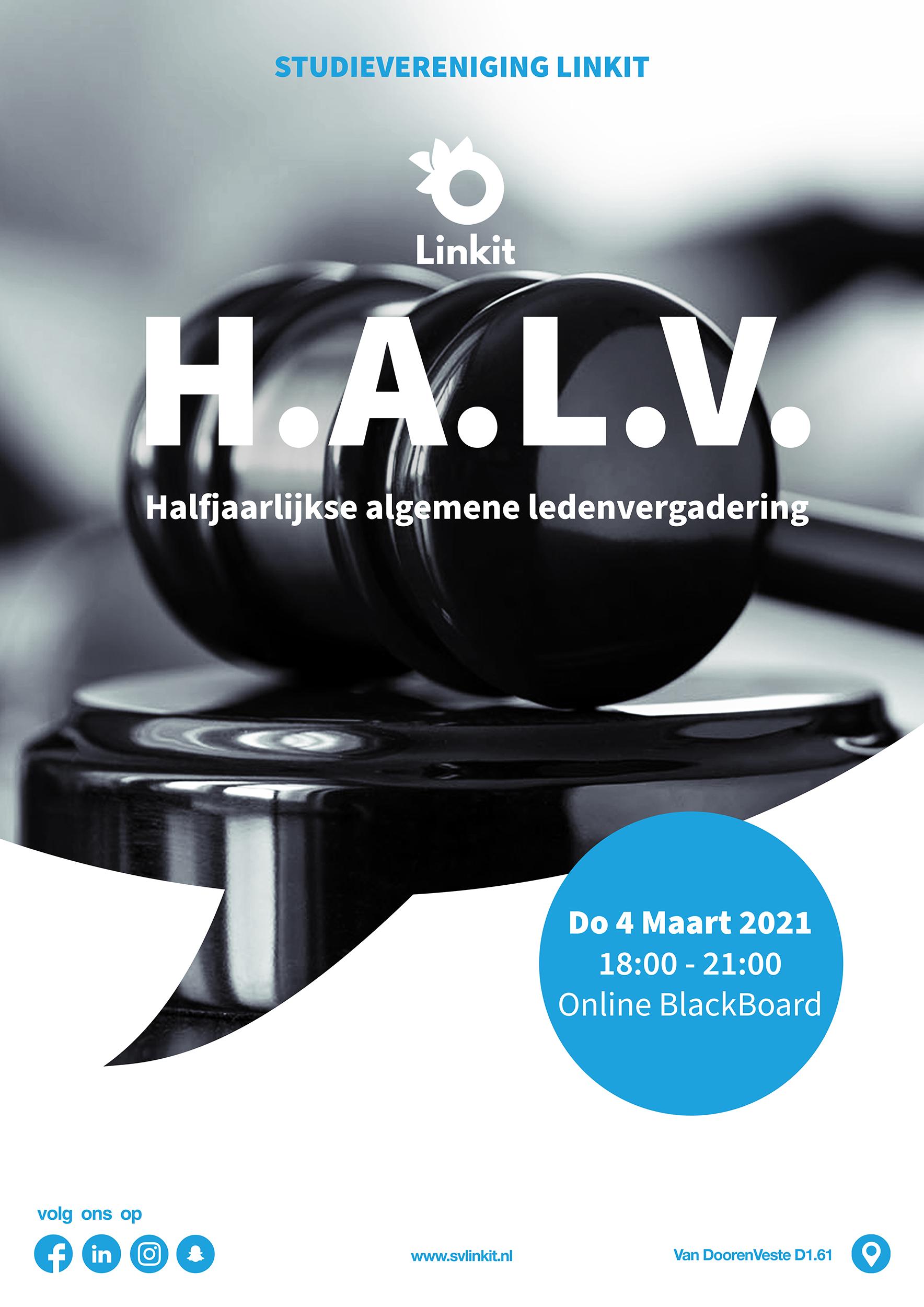 Poster HALV